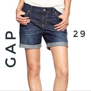 2a11fe5f0d Women Gap 1969 Boyfriend Shorts on Poshmark